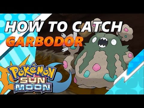Pokémon Sun and Moon: How to Catch & Find Garbodor - S.O.S. Catching