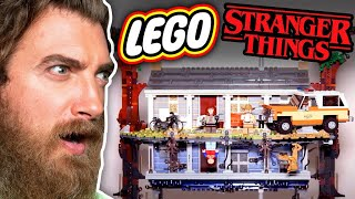 Guess That Crazy Lego Build (Game)