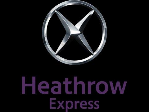 First Class trip on the Heathrow Express London Paddington to Heathrow Terminal 5