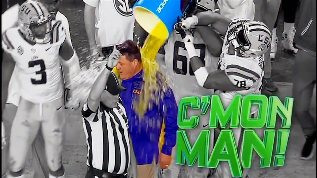 """Best """"C'MON MAN!"""" Moments Of All Time 
