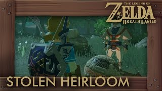 Zelda Breath of the Wild - How to Get Impa