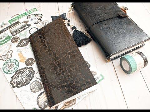 Prima Travelers Journal w/Bona Rivera-Tran ~ Zella Teal Collection