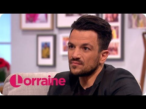 Peter Andre Talks About Losing His Brother To Cancer | Lorraine