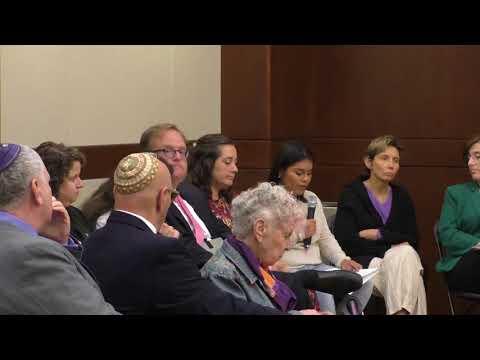 Yom Kippur Immigration Talk - Part I