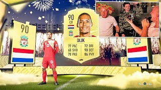 Download VAN DIJK IN A PACK!! INSANE FIFA 20 PACK OPENING!! Video