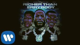 Gucci Mane - Richer Than Errybody (feat. YoungBoy Never Broke Again & DaBaby) [Official Visualizer]