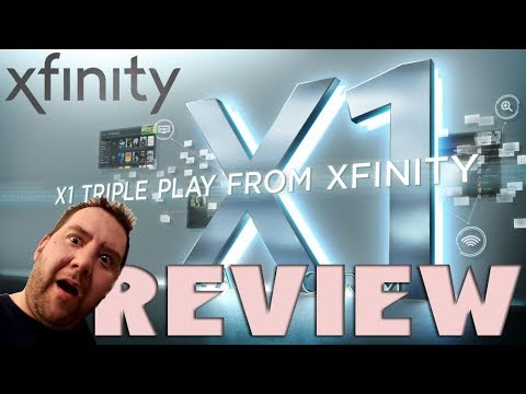 XFINITY X1 Unboxing | Review