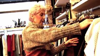 Advanced Style: Thrifting With Debra!