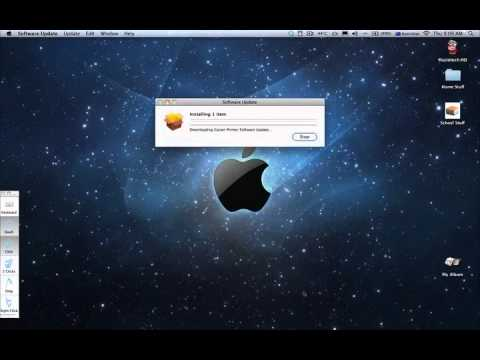 mac tip how to check software update
