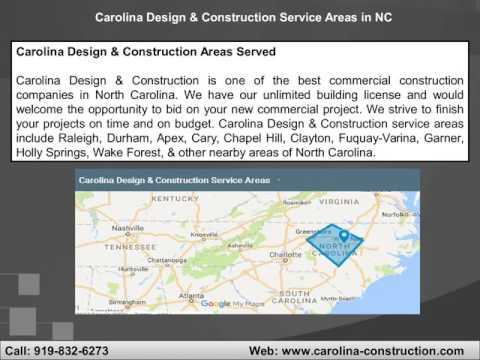 Commercial Contractors Raleigh