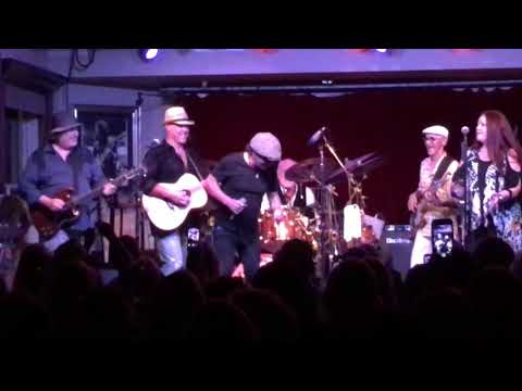 Brian Johnson Mick Fleetwood LIVE 2018 - Route 66 - Fleetwood's on Front Street, Lahaina 03/04/18