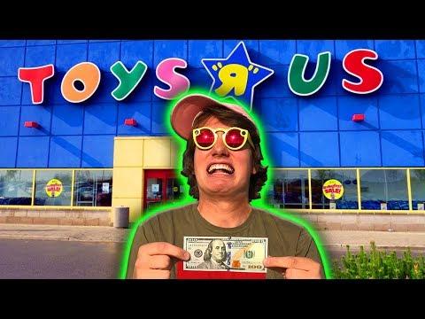 Best $100 Weird TOYS R US Tech