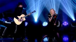 Madonna Performs 'Joan of Arc'