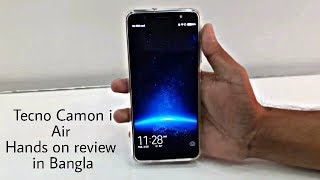 Techno Camon i Air IN3 Bypass Google Account Nougat 7 0, 7 1 | Flash