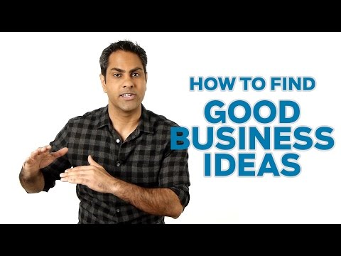 How to Find Good Business Ideas -- with Ramit Sethi
