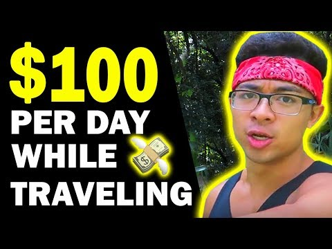 How I Make Money While Traveling the World (4 Ways That ACTUALLY Work)