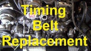 Lexus LS400 update - timing belt highlights, 1000 miles