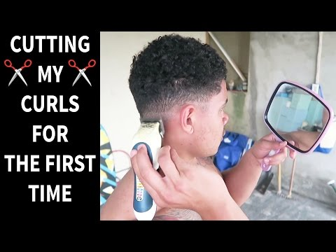 ✂💈THE HARDEST HAIRCUT EVER! CURLY HIGHTOP FADE 💈✂