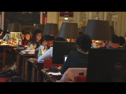 Studying abroad: Why foreign students choose France