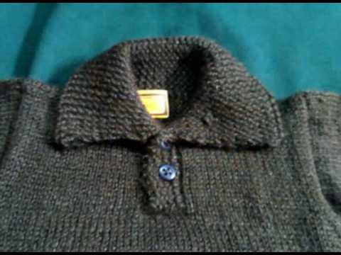 Handmade Knitted Kids Woolen Sweater Designs