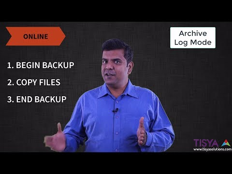 User Managed Backup - Backup&Reco Video 2