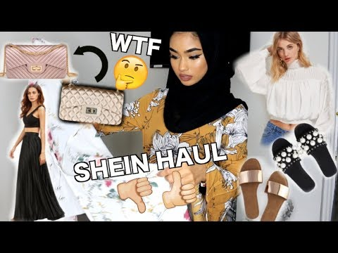 SHEIN SUMMER TRY ON HAUL | HIT OR MISS ? | IS IT MODEST ?