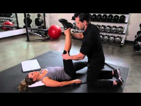 Personal Trainer Certification - Stretching