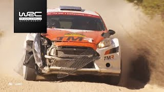 WRC 2 - RallyRACC 2017: WRC 2 Event Highlights