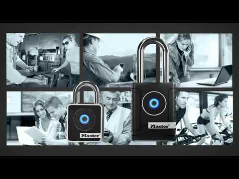Master Lock Bluetooth® Smart Padlocks
