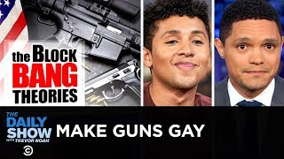 Download America Endures Another Mass Shooting & Jaboukie Explains Why Guns Are Gay   The Daily Show Video