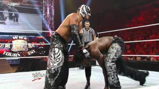 Raw: Rey Mysterio vs. R-Truth - WWE Championship Tournament