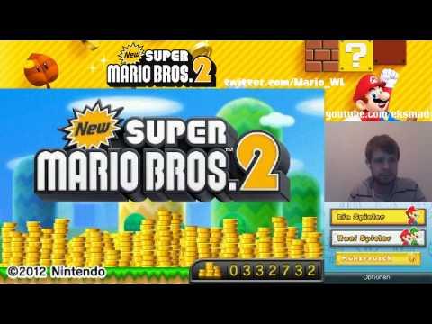 Let's Play New SUPER MARIO BROS. 2 | Besser spät als nie #01