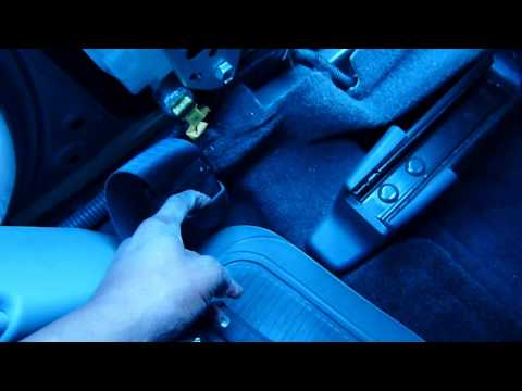2007 Toyota Camry Seatbelt Replacement
