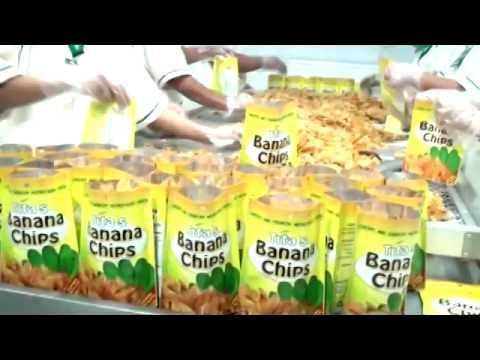Tita's Banana Chips