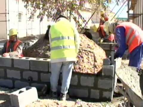 Building jobs in Afghanistan