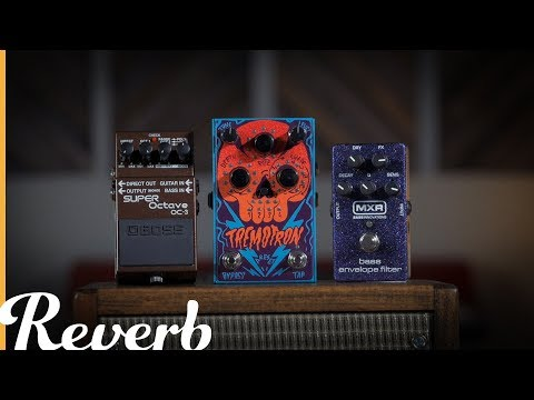 How to Use Sub-Octave Pedals on Your Bass Guitar | Reverb.com