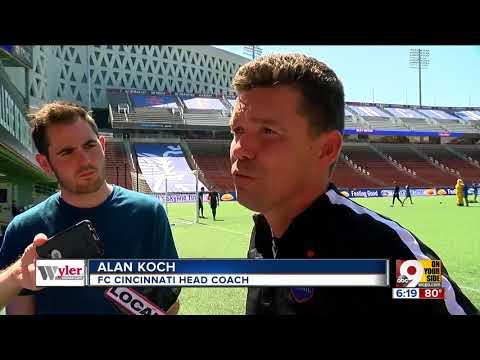 FC Cincinnati coach expects team to keep focus