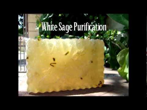Hand Made Natural Vegan Herbal Soaps