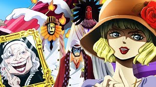 CP0 theory all members revealed - one piece 823 english sub
