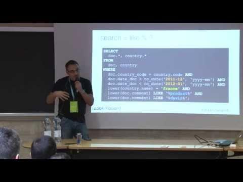 Make Sense of your (BIG) data! by David Pilato - Codemotion Roma 2014