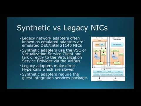 70-410 Objective 3.3 - Creating and Configuring Virtual Networks on Hyper-V 2012 R2 Part 2
