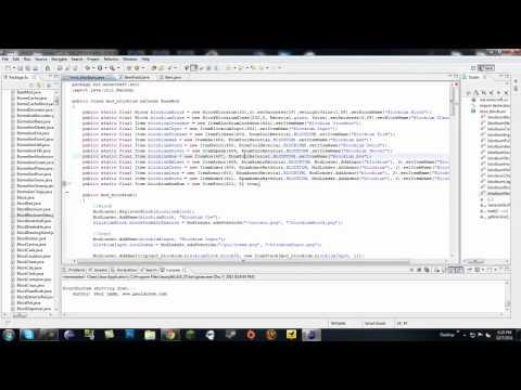 Minecraft Modding Made Easy: Custom Food! (HD)