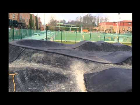 Building BMX Track Costs