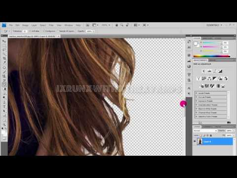 Photoshop Tutorial || Cutting Out Pictures