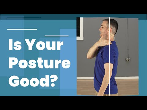 2 Ways To Check If You Have A Good Posture