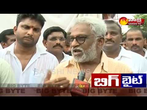 YSRCP MP YV Subbareddy Big Byte || Slams Chandrababu - Watch Exclusive
