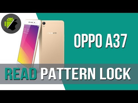 How to read pattern lock on OPPO A37 by Miracle tool 2 58
