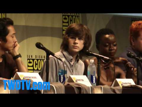 The Walking Dead Season 6 HD Panel at SDCC (2015)