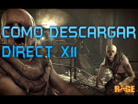 DESCARGAR DIRECTX 11 PARA WINDOWS 7 WINDOWS 8 Y WINDOWS 10. 2017