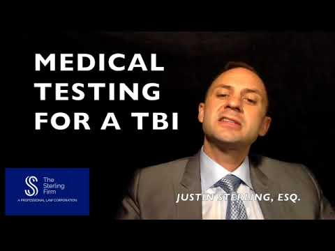 WHAT ARE THE MEDICAL TESTS FOR A TRAUMATIC BRAIN INJURY?